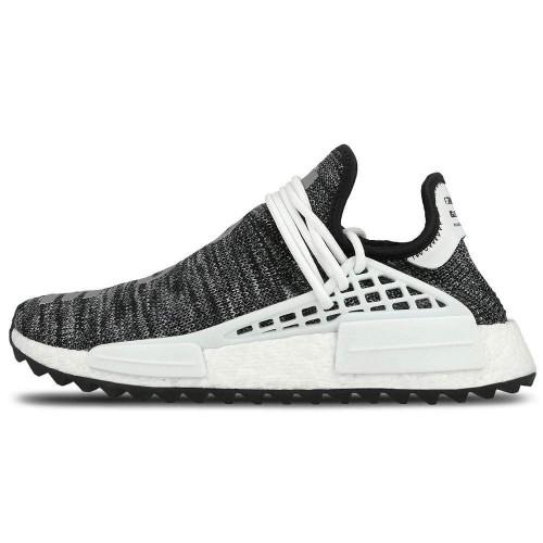 Pharrell Williams X Adidas NMD Human Race Trail Core Black-White AC7359