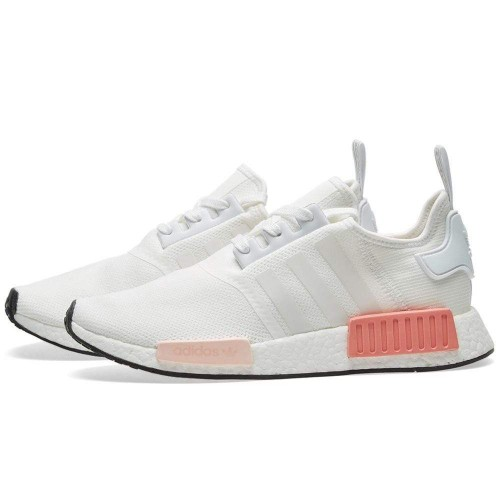 Adidas W NMD_R1 White Rose BY9952