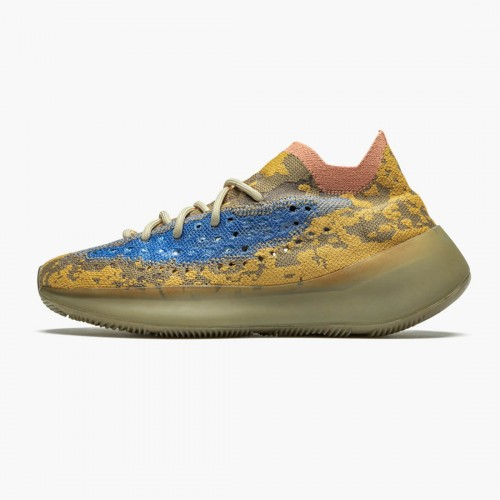 Yeezy Boost 380 'BLUE OAT' NON-REFLECTIVE Q47306