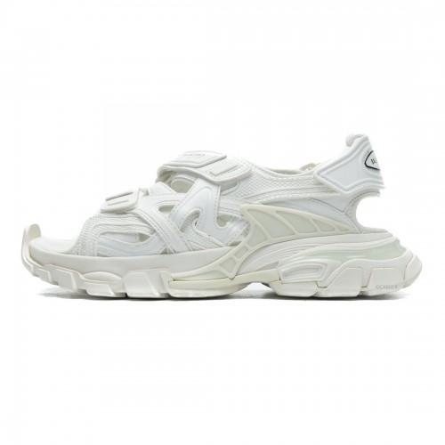 Balenciaga Track Sandal White 617542 W2CC1 9000