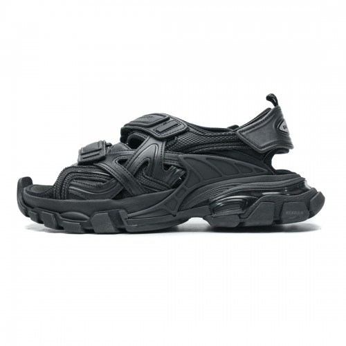 Balenciaga Track Sandal Black 617543 W2CC1 1000