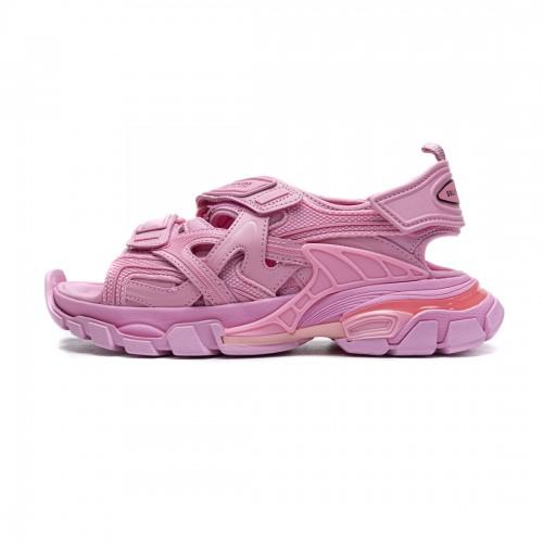 Balenciaga Track Sandal Pink 617543W2CC14006