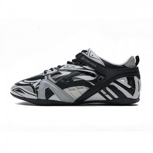 Balenciaga Drive Sneaker Grey Black 624343 W2FD1 1019