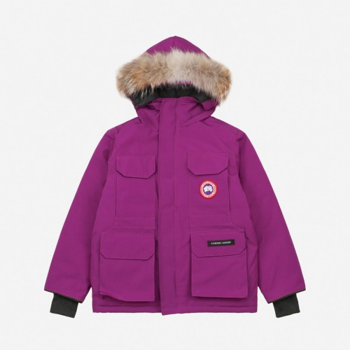 Kids/Youth Edition 08' Canada Goose Expedition Parka Down jacket 4565YPB