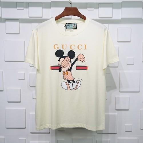 Disney x Gucci Mickey T-shirt creamy white