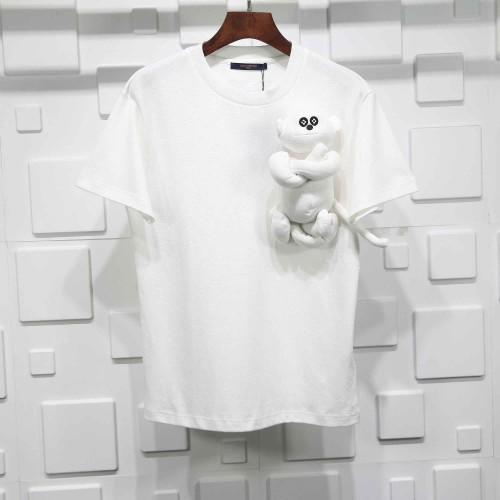Louis Vuitton knitting doll T-shirt
