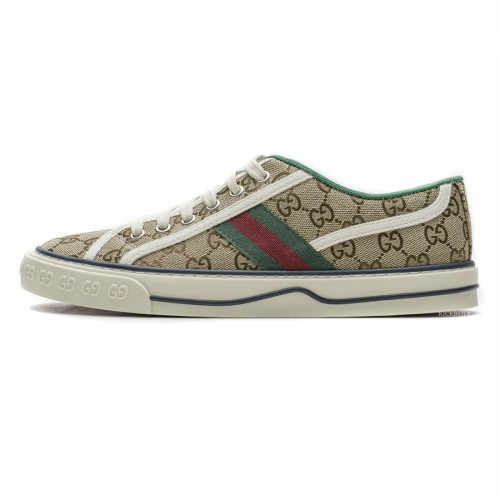 Gucci Brown double G sneakers 553385 DOPEO 1977