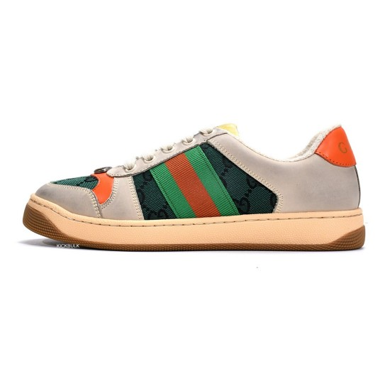 Gucci Screener Green Red Sneaker