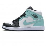 Nike Air Jordan 1 Mid 'Island Green' 554724-132