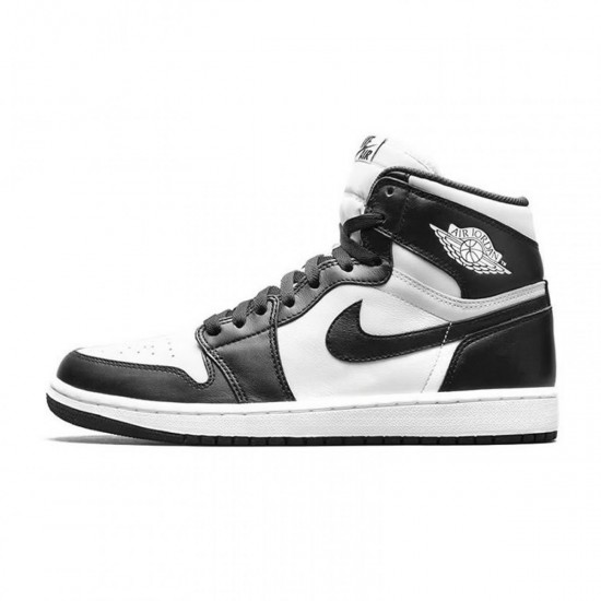 """Nike AIR JORDAN 1 RETRO HIGH OG """"OREO"""" BLACK/WHITE 555088-010"""