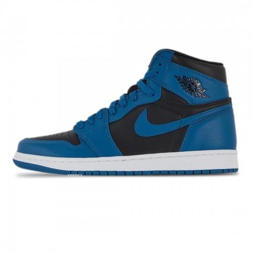 AIR JORDAN 1 RETRO HIGH OG 'DARK MARINA BLUE' 555088-404