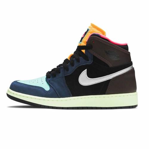 "AIR JORDAN 1 RETRO HIGH OG ""BIO HACK"" GS 575441-201 Nike shoes"