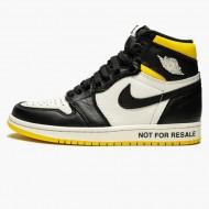 Nike Air Jordan 1 NRG OG High 'NOT FOR RESALE' Varsity Maize 861428-107