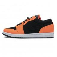 Nike Air Jordan 1 Low Black Orange CK3022-008