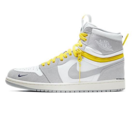 Nike Air Jordan 1 High Switch 'LIGHT SMOKE GREY' CW6576-100