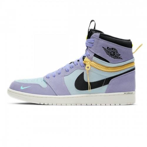 Nike Air Jordan 1 High Switch 'PURPLE PULSE' CW6576-500