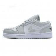 Nike Air Jordan 1 Low White Camo DC9036-100