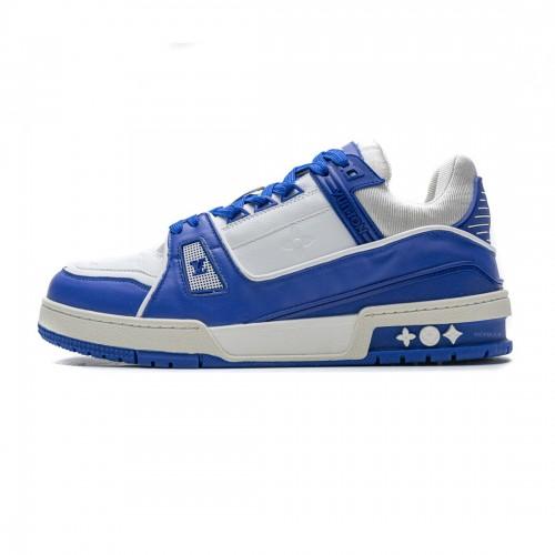 Louis Vuitton 20ss Trainer blue Casual Shoes