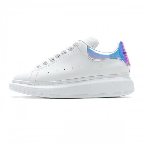 Alexander McQueen Sneaker White Blue 5537709076