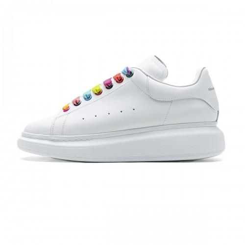 Alexander McQueen Sneaker Rainbow