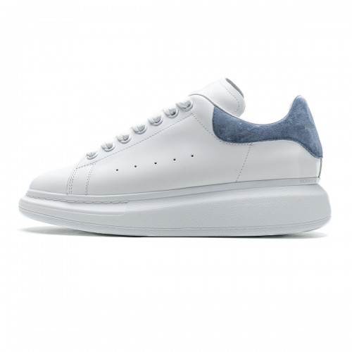 Alexander McQueen Sneaker Smog Blue