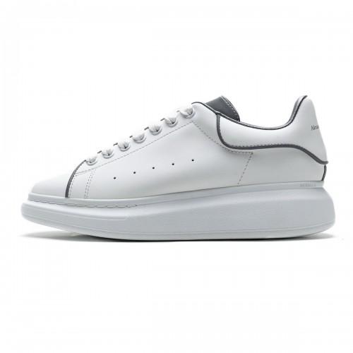 Alexander McQueen Sneaker White Grey