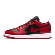 Nike Air Jordan 1 GS Low Reverse Bred 553558-606