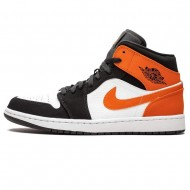 Nike Air Jordan 1 Mid 'Shattered Backboard' 554724-058
