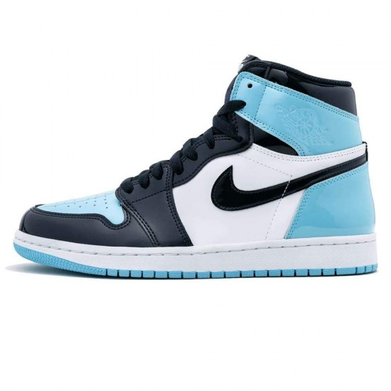 Nike Air Jordan 1 Wmns Retro High OG 'Blue Chill/UNC Patent' CD0461-401