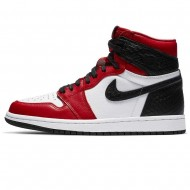 Nike Air Jordan 1 Retro High Satin Snake Chicago (W) CD0461-601