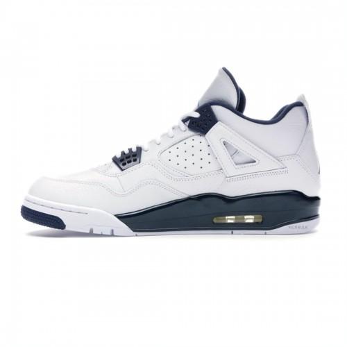Nike Air Jordan 4 Retro Columbia LEGEND BLUE 2015 314254-107