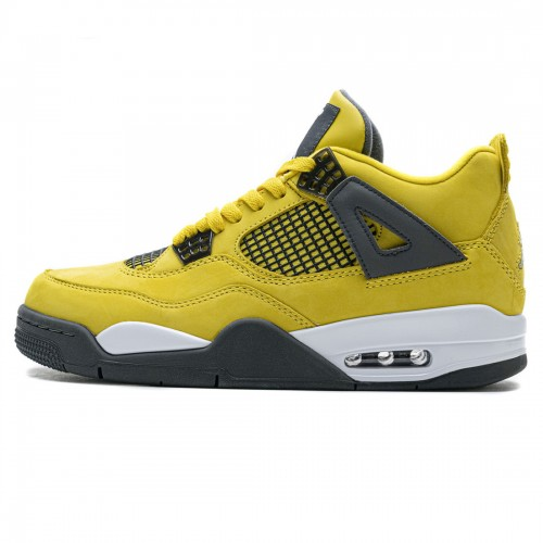 Nike Air Jordan 4 Retro LS Lightning 314254-702