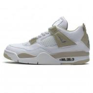 Nike Air Jordan 4 Retro Sand Linen 487724-118