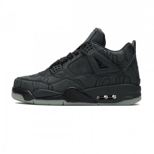 Nike Air Jordan 4 Retro KAWS Black 930155-001