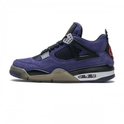 Travis Scott x Air Jordan 4 Retro Purple Nike AJ4-766302