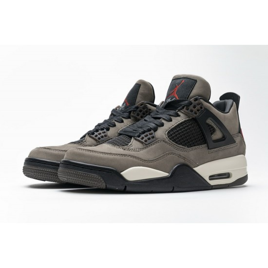 Travis Scott x Air Jordan 4 Retro Brown Nike AJ4-882335