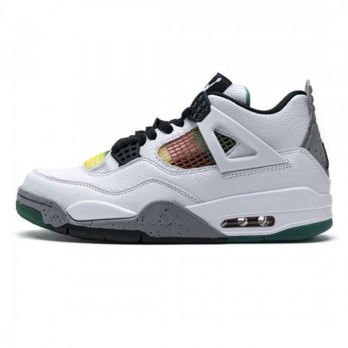 Nike Air Jordan 4 Retro 'Rasta' AQ9129-100
