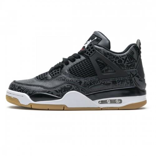 Nike Air Jordan 4 Retro 'Black Laser' CI1184-001