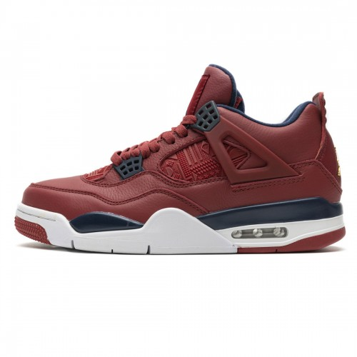 Nike Air Jordan 4 Retro FIBA Gym Red CI1184-617