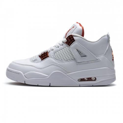 Nike Air Jordan 4 Retro 'Metallic Orange' CT8527-118