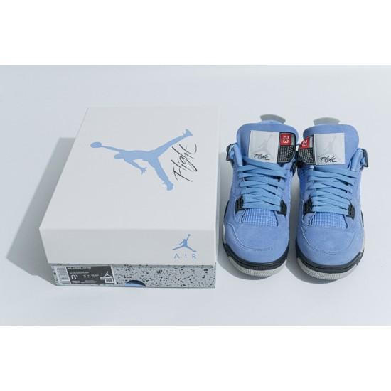 Air Jordan 4 Retro GS 'University Blue'