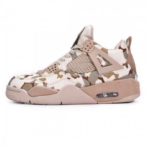 Aleali May x Air Jordan 4 Camo DJ1193-200