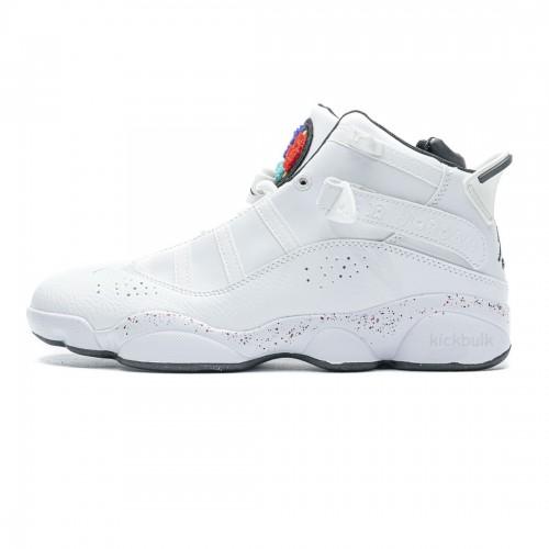 Nike Air Jordan 6 Rings 'Paint Splatter' 322992-100