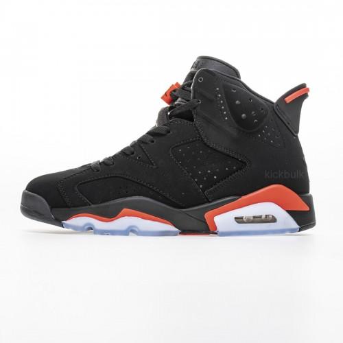 Nike Air Jordan 6 'Black Infrared' 384664-060