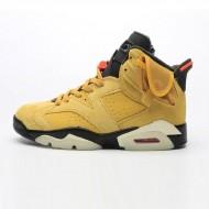 Nike Travis Scott x Air Jordan 6 Yellow Cactus Jack CN1084-300