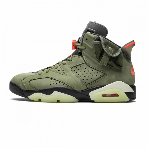 Nike Air Jordan 6 GS x Travis Scott CN1085-200
