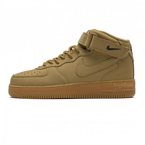 Nike Air Force 1 Mid 07 PRM QS 'Flax' 715889-200