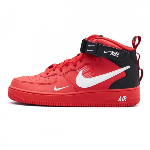 Nike Air Force 1 Low 07 LV8 Red 804609-605