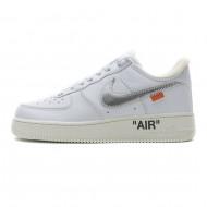 OFF White X Air Force 1 '07 Low Conplex Con Nike AO4297-100