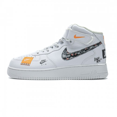 Nike Air Force 1 Mid 07 Just Do It BQ6474-100